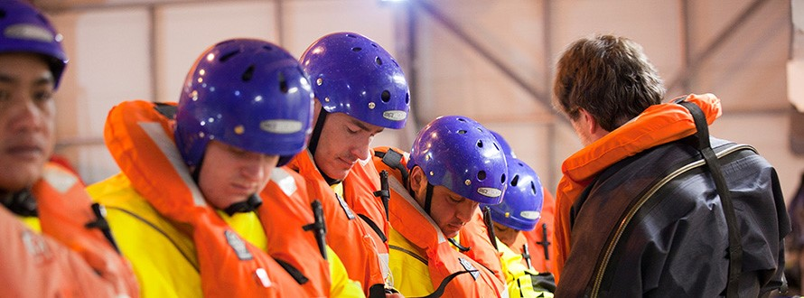 Further Offshore Emergency Training